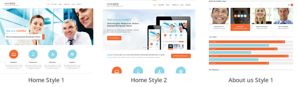 Kanbiz - Modern Multi-Purpose HTML Template